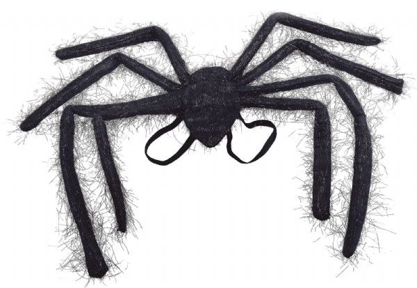 Spider Wings (Black) Insect Arachnid Creepy Crawly Insect Fancy Dress